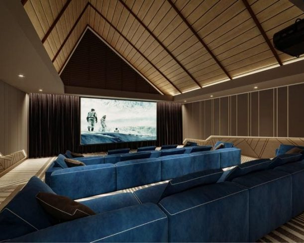 Private Luxury Cinema